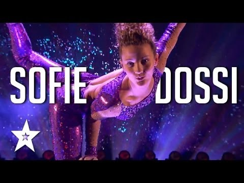 Sofie Dossi Auditions & Performances America's Got Talent 2016 Finalist #HD