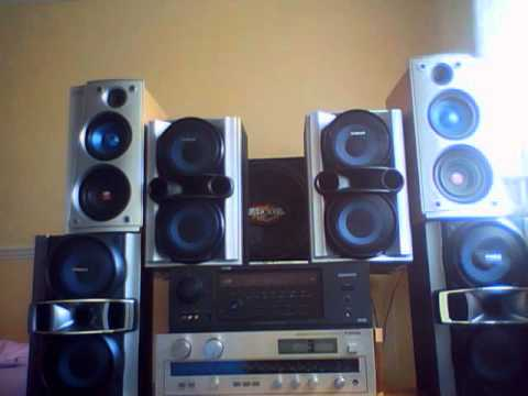 beat dominator - bass can you hear me on my 2500W sound system
