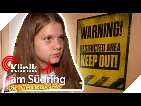 Mein Zimmer gehört mir! Wieso lässt Minka (12) niemanden rein? | Die Familienhelfer | SAT.1