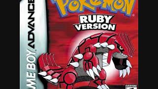 Pokémon Ruby & Sapphire - Meteor Falls (Cave of Origin)