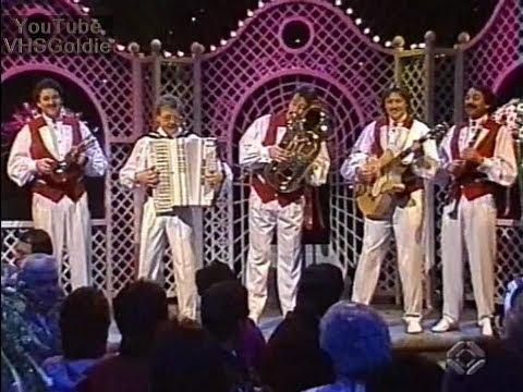 Original Alpenland Quintett  Jetzt gehts los Medley  1994
