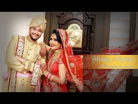 Himanshu Weds Sonia The BEST Hindu Wedding Video