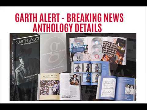 GARTH  ANTHOLOGY DETAILS