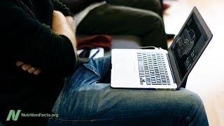 Snižuje wi-fi na notebooku počet spermií?