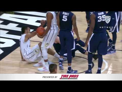 Colorado's Derrick White named Pac-12 Men's Basketball Player of the Week