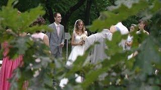 видео Свадьба по-европейски