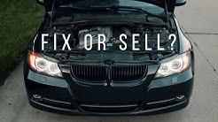 """""""My Car is Broken, Should I Fix it or Sell it?"""" Q&A"""