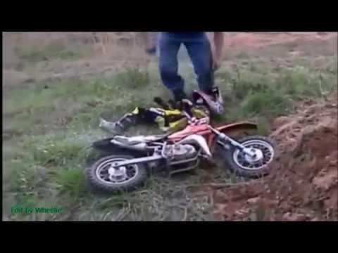 Motocross Enduro Funny FAILS CRASH Compilation 2016 2