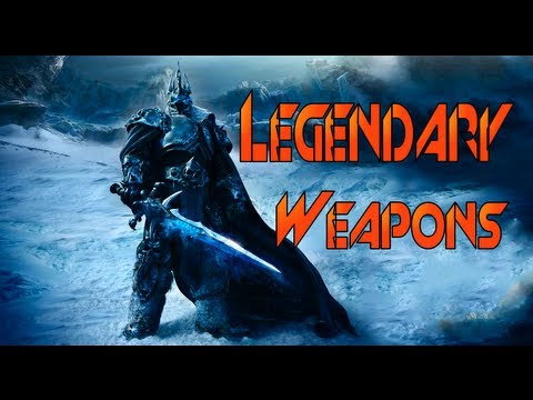Order & Chaos Online // How To Get Legendary Weapon ?