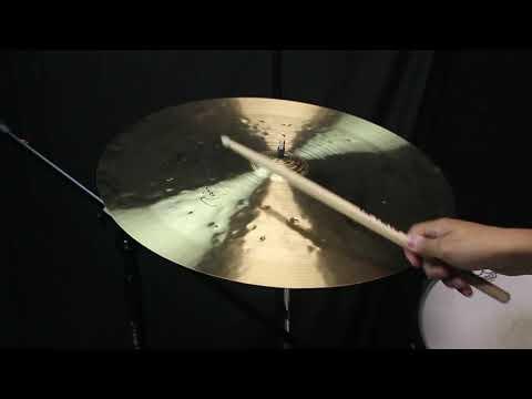 """Paiste 20"""" Signature Traditionals Medium Light Swish"""