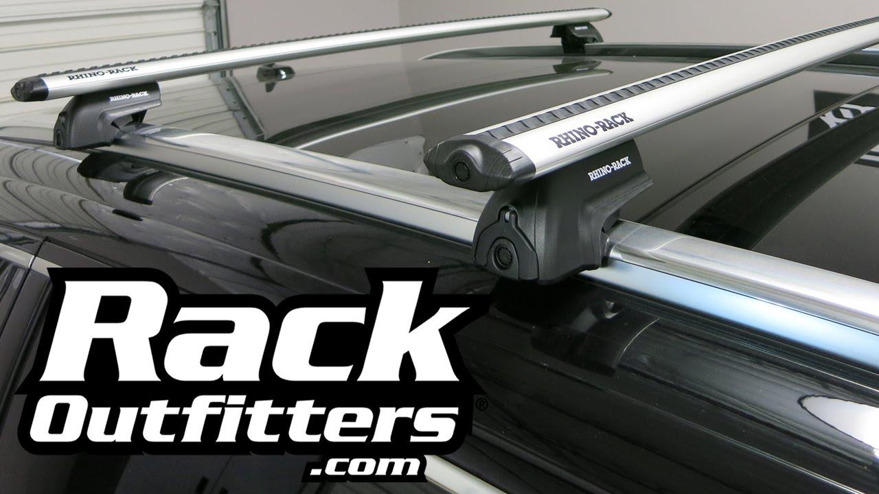 Best Roof Rack For Audi Q7 Rhino Rack Vortex SX By Rack Outfitters