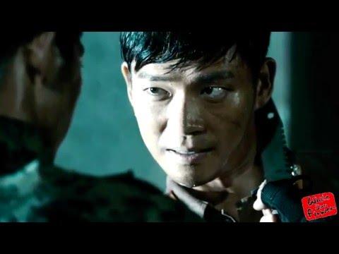 """유시진과 안정준(Motive is movie """"공동경비구역 JSA"""")"""