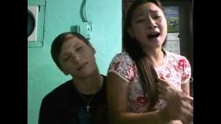 Filipina Girl Duet With Her American BF