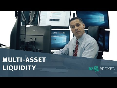 Forex, CFD, Cryptocurrency Liquidity Provider 📈 B2Broker – Liquidity & Technology Provider