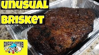 Unusual Cook (Beef Brisket)
