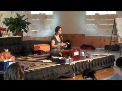 Manorama Chanting: Hatha Yoga Pradipika. IV.1 Part 2 of 2