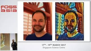 Keynote - Contributing to Google Cloud Open Source Projects - Øyvind Roti - FOSSASIA Summit 2017