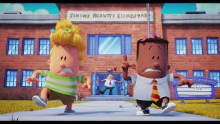 Captain Underpants Clip George And Harold Close The Film Early