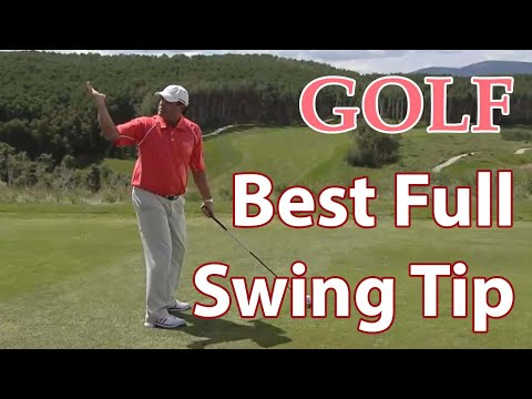 How To Get A Better Golf Swing