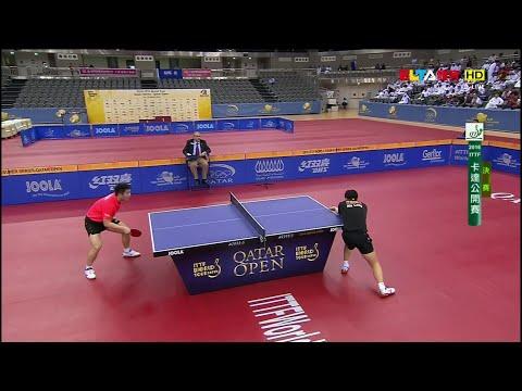2016 Qatar Open (Ms-Final) MA Long - FAN Zhendong [HD1080p] [Full Match/Chinese]