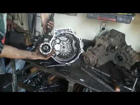 КПП. Как правильно разобрать коробку передач Volkswagen Golf. Jetta