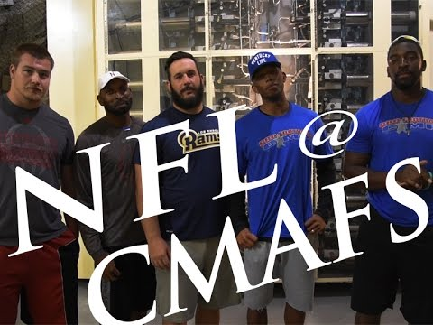 NFL shoutout to CMAFS