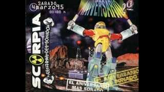 Scorpia 1995 (Cumpleaños Frank T.R.A.X.)