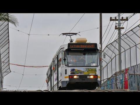 Trams Galore 25-  B1 No.2001 The Final Farewell tour 12/11/17