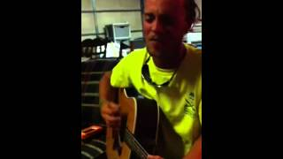 Lee Brice picture of me cover by Blake McCormick