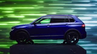 Зустрічайте новий Volkswagen Tiguan.