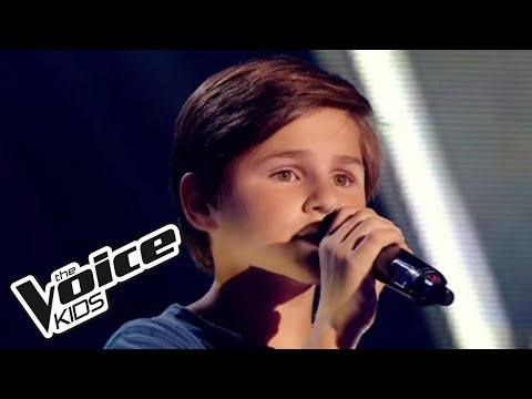 Qui a le droit - Patrick Bruel | Martin | The Voice Kids 2015 | Blind Audition