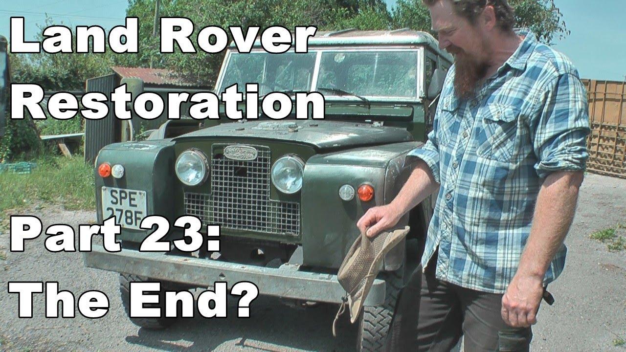 Land Rover Series 2a Rebuild Part 23