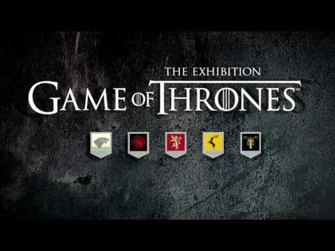 Game of Thrones - The Exhibition 2013 Amsterdam