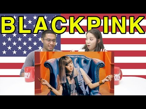"""Fomo Daily Reacts To BLACKPINK """"WHISTLE"""""""