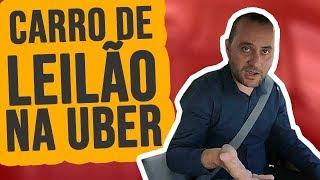 Uber: Pode veículo RECUPERADO/LEILÃO/ENCHENTE ???