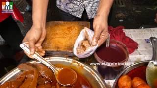 NONVEG SOUP IN STREET FOOD FESTIVAL MUMBAI