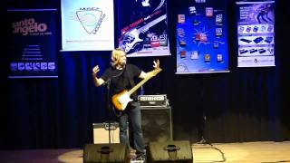 Andy Timmons Guitar Seminar - Part 2 of 2 - GNI pedals - Ibanez - Mesa Boogie