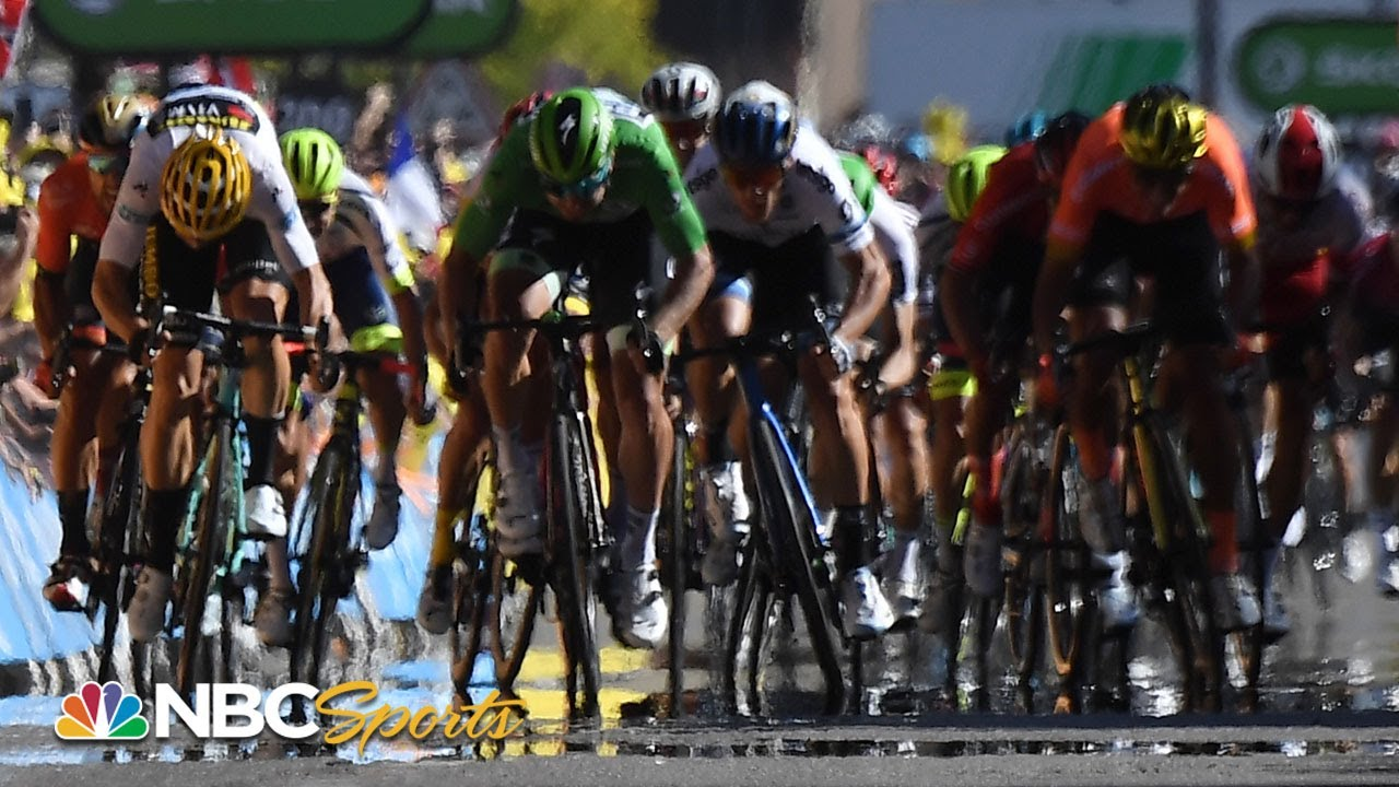 Tour de France 2019: Stage 5 | EXTENDED HIGHLIGHTS | NBC Sports