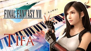 🎵  Tifa's Theme (FINAL FANTASY VII Remake) ~ Piano collections cover