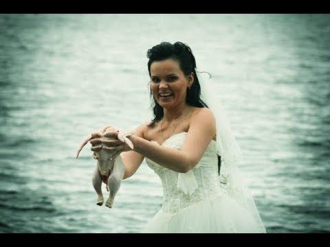 Какие фото не надо делать на свадьбах - я ржал