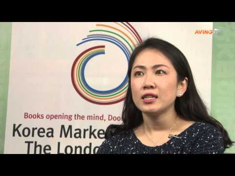 [The London Book Fair 2014 Video] KPIPA Introduces Korean Di