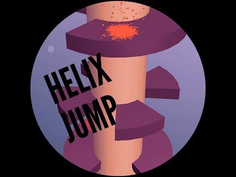 ECCO COME FUNZIONA QUESTO GIOCO!!!! Helix Jump Ita EP.1