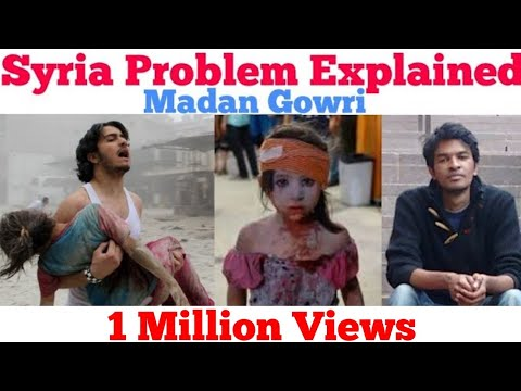 Syria Problem Explained | Tamil | Madan Gowri | MG