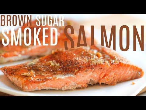 FAST Brown Sugar Smoked Salmon Recipe - Easy Salmon Recipe - Backyard Texas Barbecue