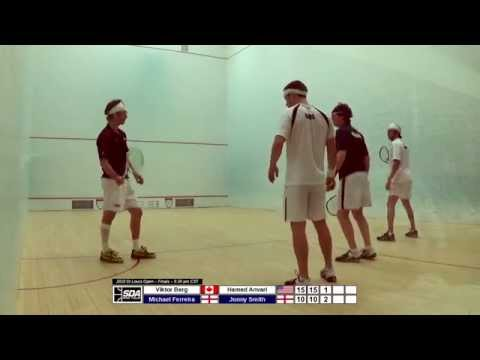 2015 St. Louis Open - Finals - Berg/Anvari vs. Ferreira/Smith