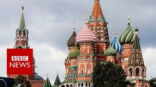 Russian diplomats expelled across US and Europe - BBC News