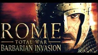 Rome:Total War - Barbarian Invasion (Ностальгический Стрим)