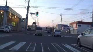 環状1号線(右回り外回り)(Part4)[旭川市]