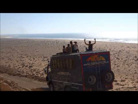 Overland adventure trips in West Africa