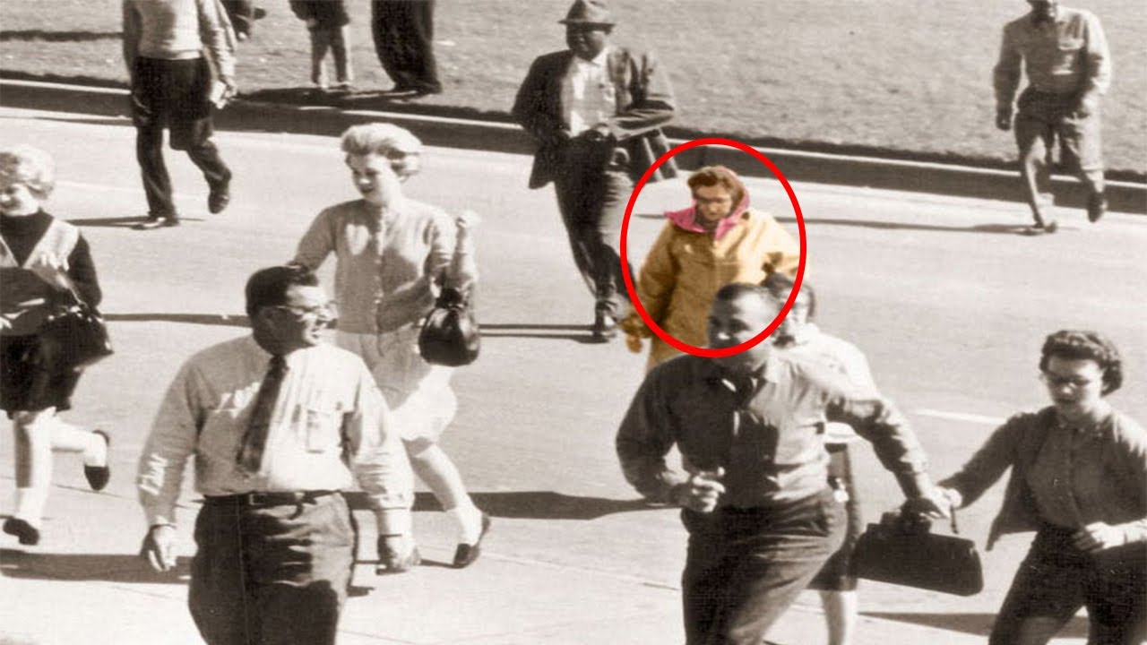 20 Mysterious Photos That Cannot Be Explained